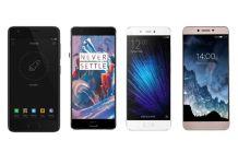Lenovo Z2 Plus vs OnePlus 3 vs Le Max 2 vs Xiaomi Mi 5