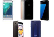 Here is the List of top 5 best Smartphones of 2016
