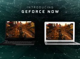 Nvidia's GeForce Now Cloud Gaming service comes to PC and Mac in March