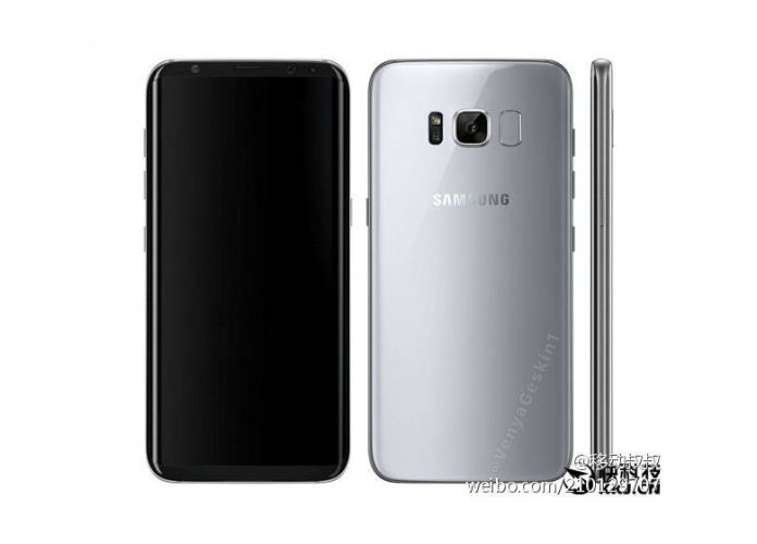 Samsung Galaxy S8 - Price and Release Date Leaked