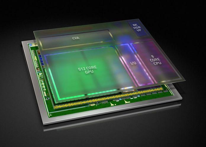 NVIDIA Xavier SoC is an AI supercomputer brain for autonomous cars