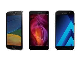 Motorola Moto G5 Plus vs Xiaomi Redmi Note 4 vs Samsung Galaxy A5 (2017) – Full Specs Comparison