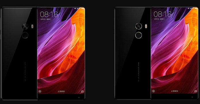 Xiaomi Mi Mix smartphone launched with zero bezels and edgeless design – Price, Specs, Release Date, and More