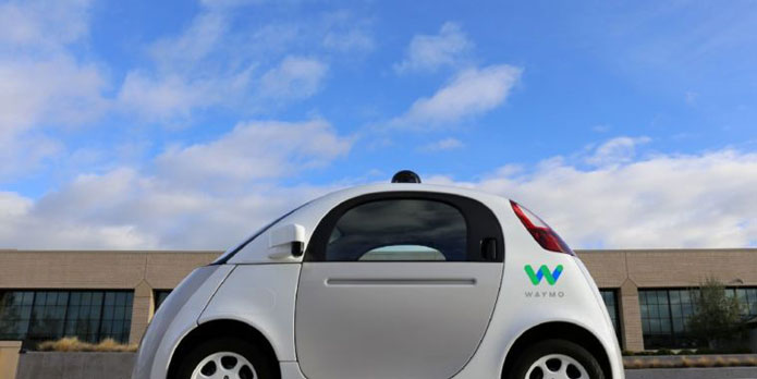 Google's Waymo – Google's self-driving car company