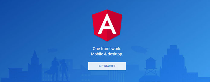 Top 10 Best JavaScript Frameworks for Developers in 2017 - Angular 2