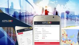 Adfile Job Management , Technokriti Solutions LLP , ios app , android app , agile development , mobile app