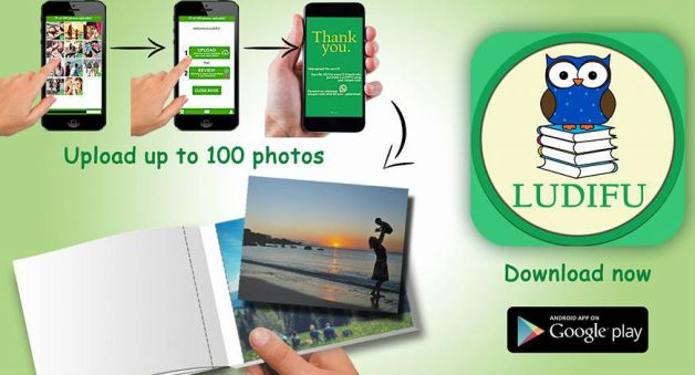 Ludifu , Let Us Do It For U , Photobook , Technokriti Solutions LLP