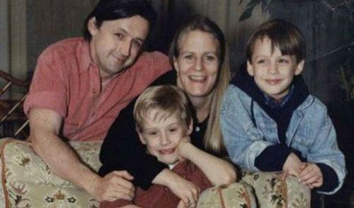 The Culkin family