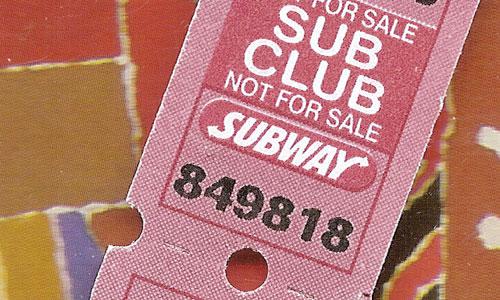 Subway Sub Club
