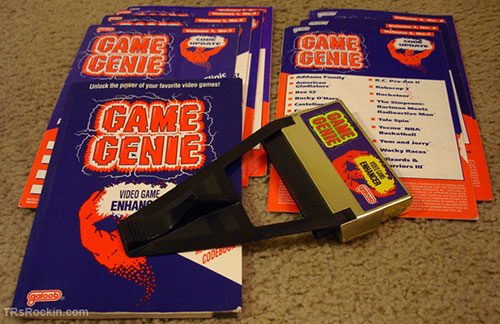 Game Genie box