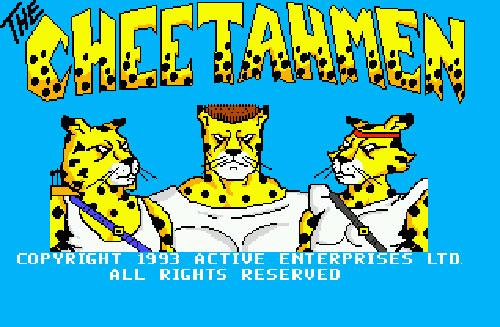Cheetahmen