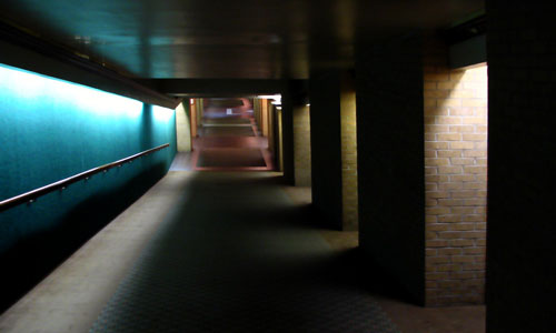 Dallas underground city
