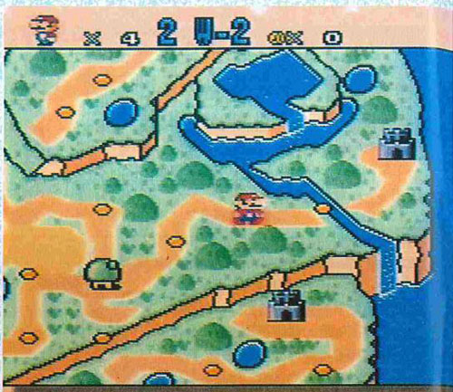 Super Mario World early