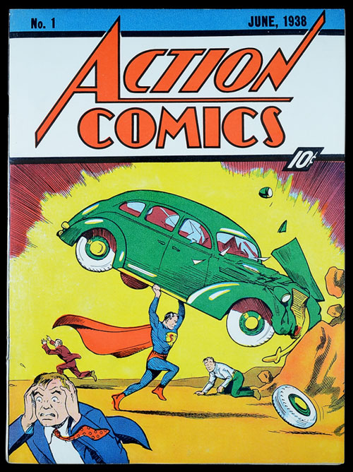 Action Comics No. 1