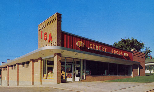 IGA in Madison Wisconsin