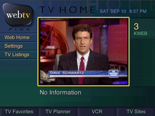 WebTV Plus