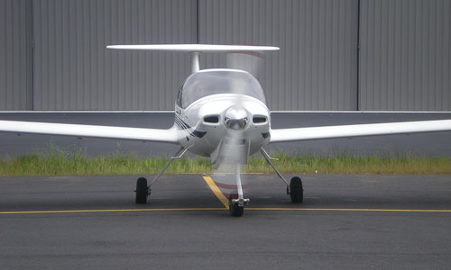 Small aircraft