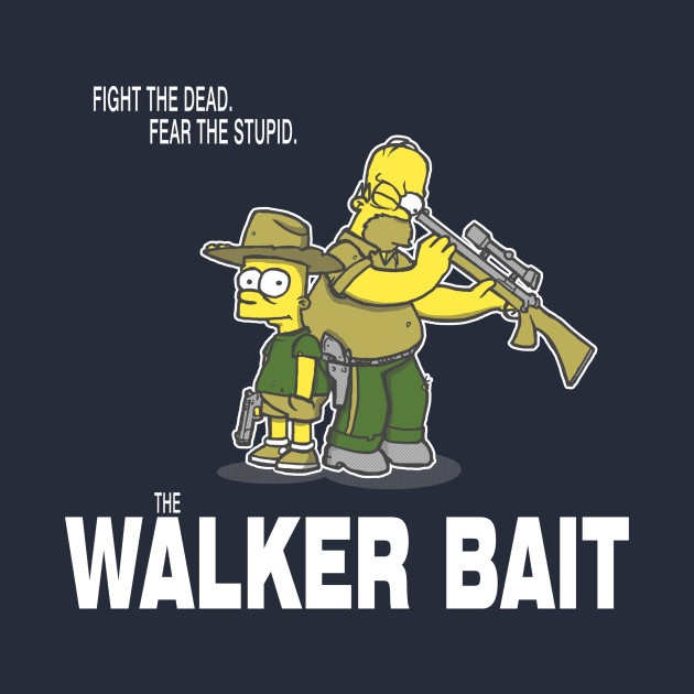 The Walker Bait T-Shirt thumbnail