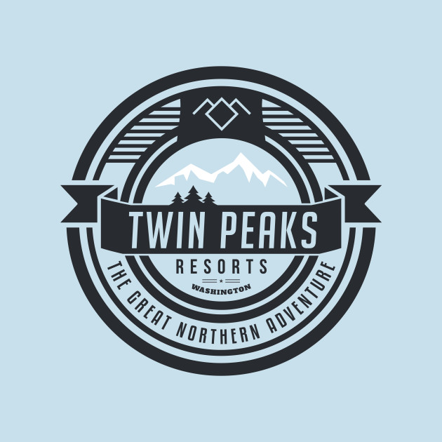 Twin Peaks Resorts T-Shirt thumbnail