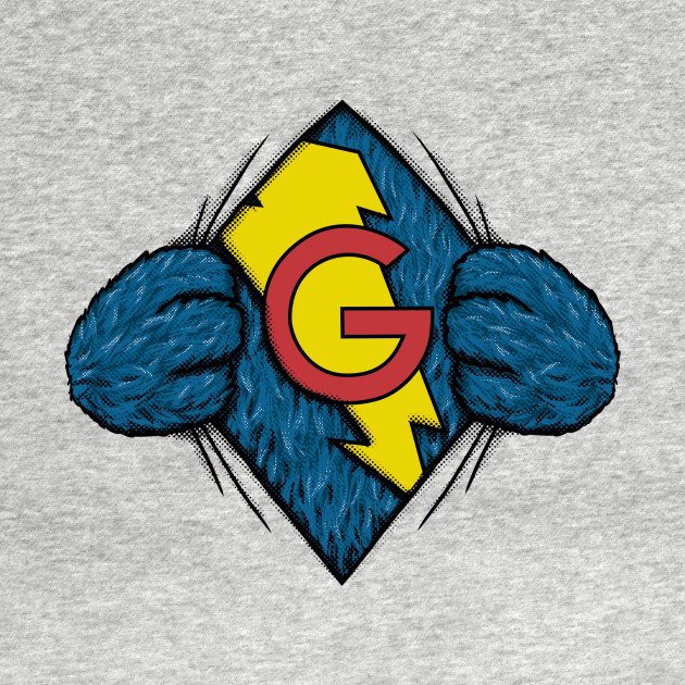 I´M Super Grover T-Shirt thumbnail