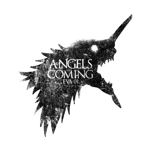 Angels Are Coming T-Shirt thumbnail