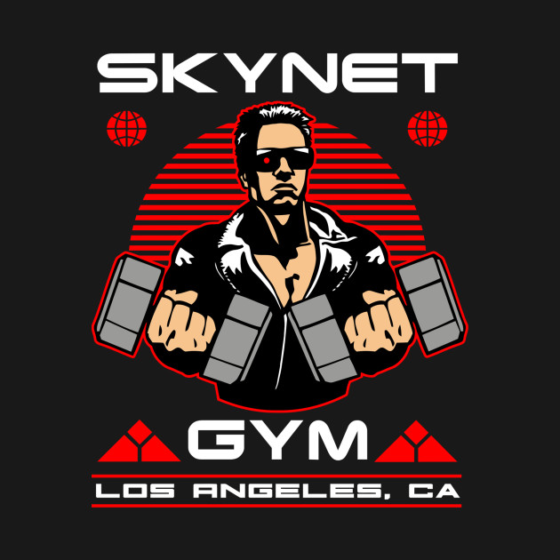 Judgement Day Gym T-Shirt thumbnail