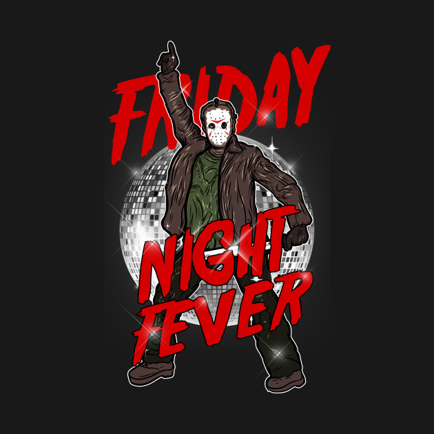 Friday Night Fever T-Shirt thumbnail