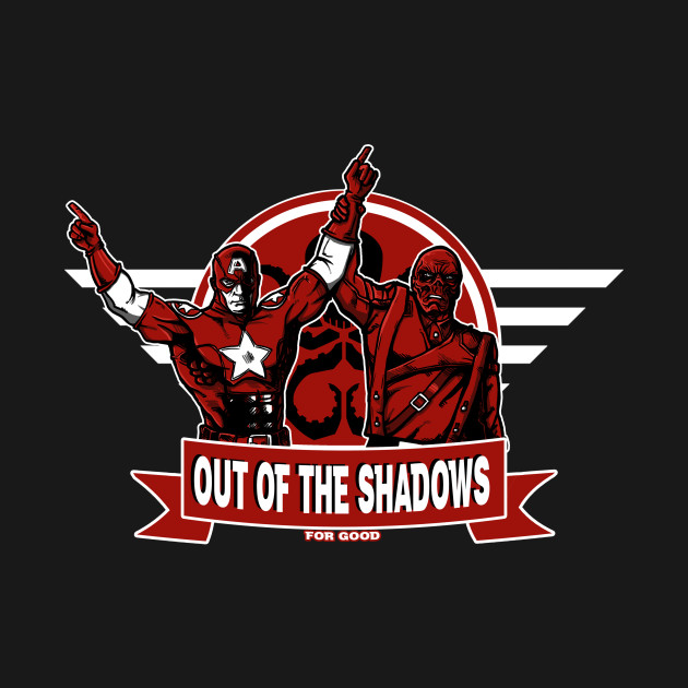 Out Of The Shadows T-Shirt thumbnail