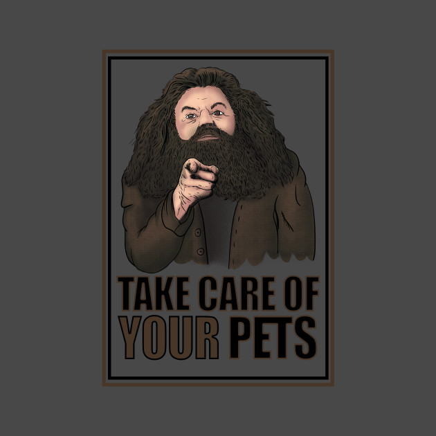 Take Care Of Your Pets T-Shirt thumbnail