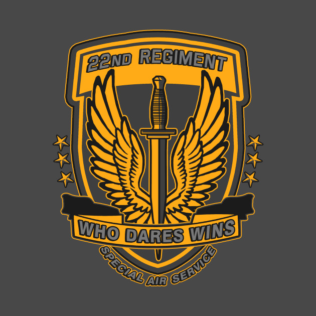 22nd Regiment Insignia T-Shirt thumbnail