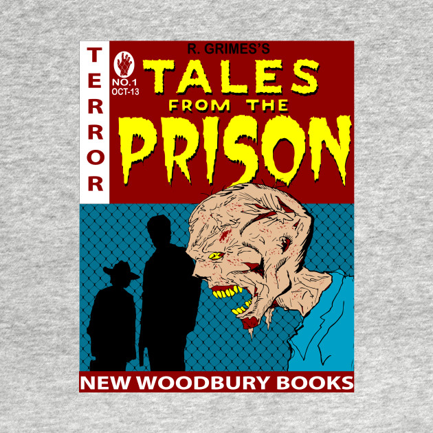 Tales From The Prison T-Shirt thumbnail