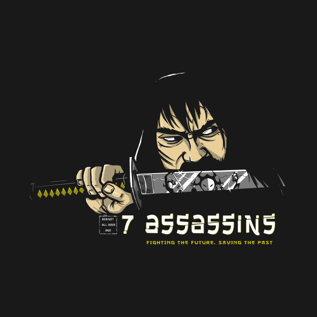 7 Assassins T-Shirt thumbnail