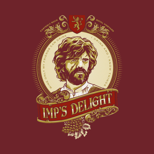 Imp's Delight T-Shirt thumbnail
