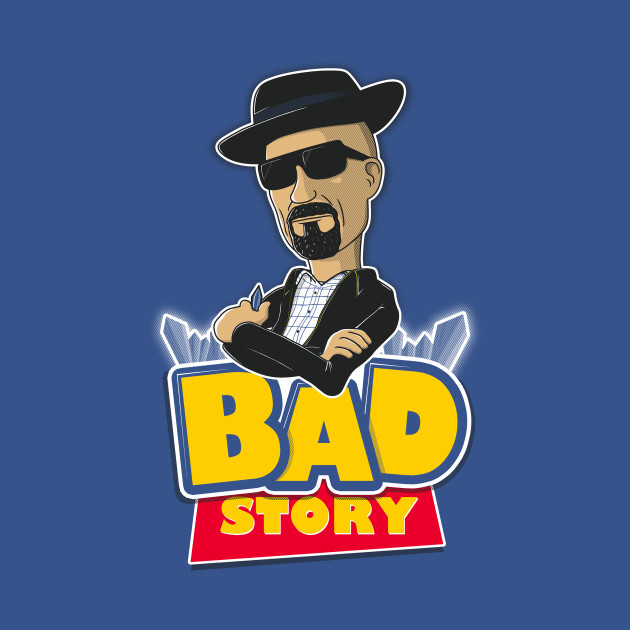 Bad Story T-Shirt thumbnail