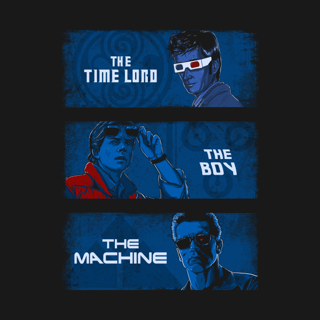 Time Travelers T-Shirt thumbnail