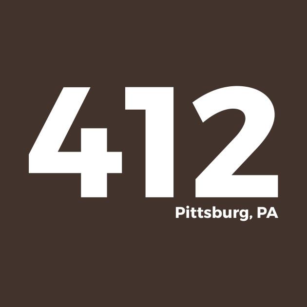 412 area code