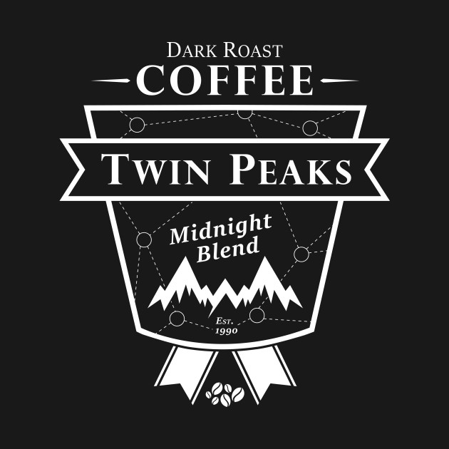 Twin Peaks Dark Roast T-Shirt thumbnail