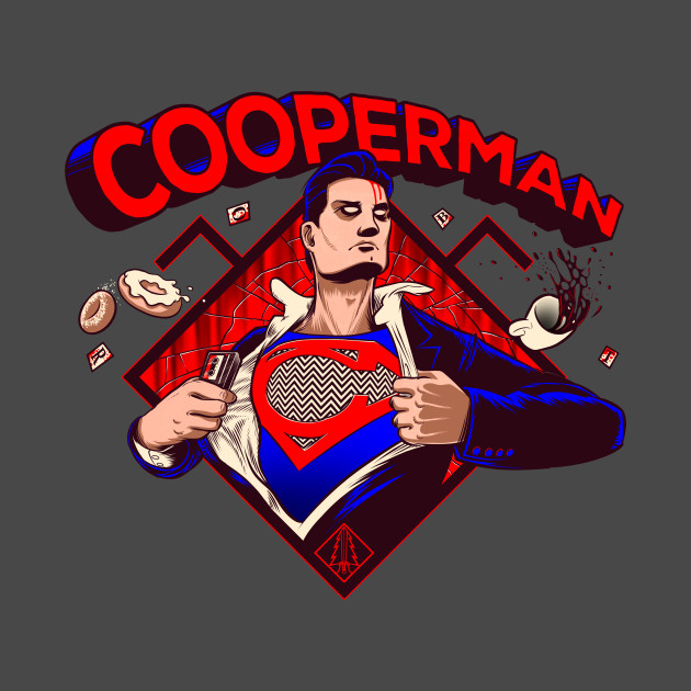 Cooperman Returns T-Shirt thumbnail