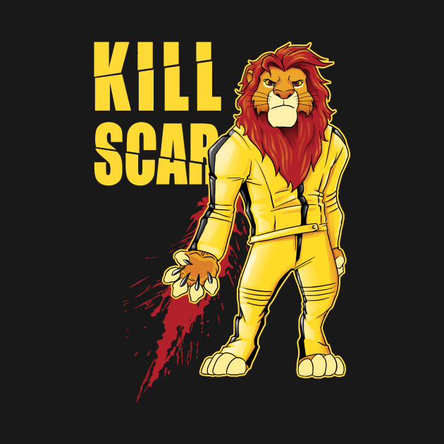 Kill Scar Ver.2 T-Shirt thumbnail