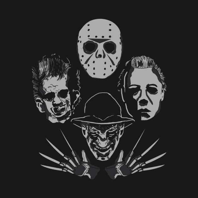 Horror Rhapsody T-Shirt thumbnail