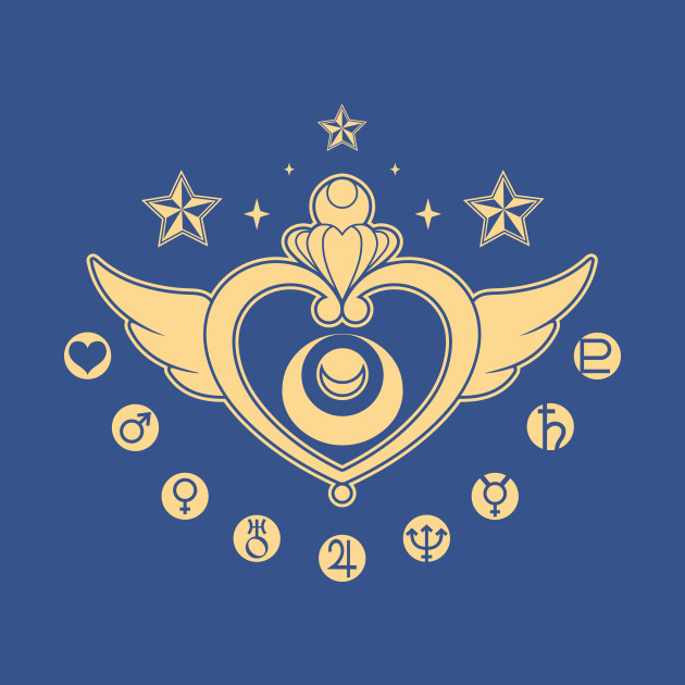 Sailor Moon T-Shirt thumbnail