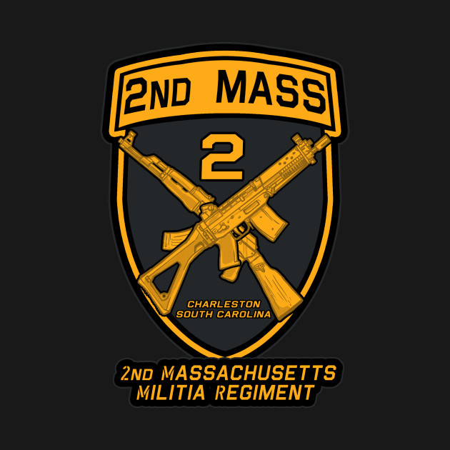 2nd Mass T-Shirt thumbnail