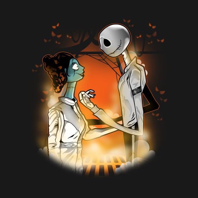 Nightmare Before Carbonite T-Shirt thumbnail