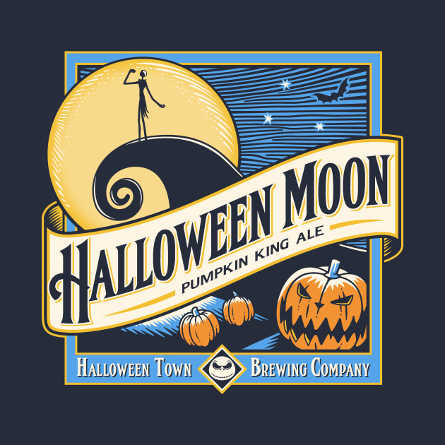 Halloween Moon T-Shirt thumbnail