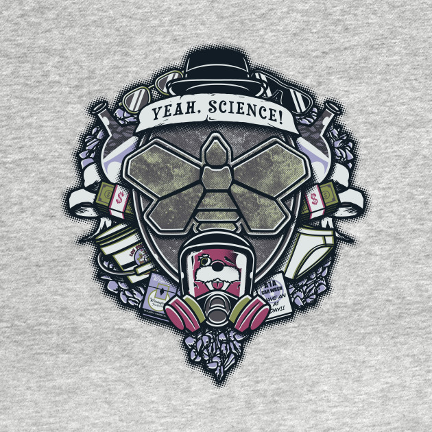 Yeah, Science! T-Shirt thumbnail