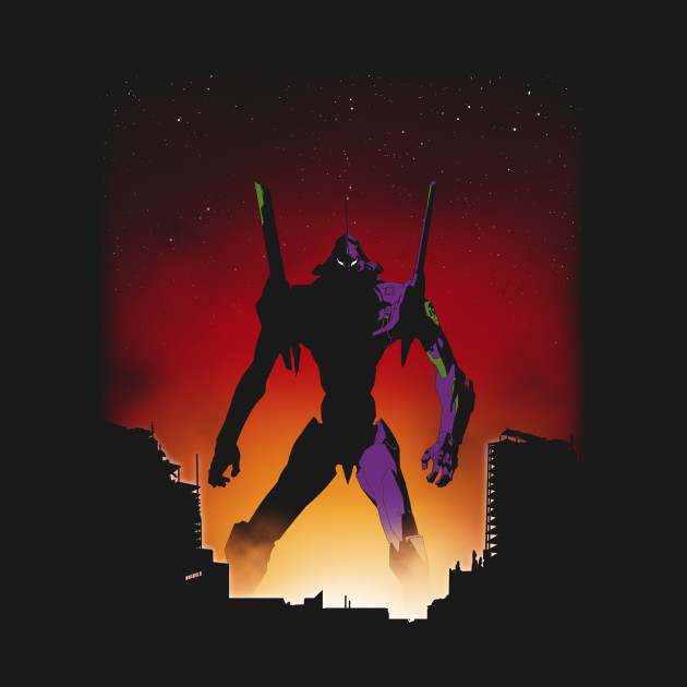Unit-01 T-Shirt thumbnail