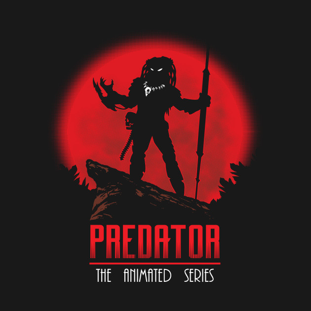 Predator: The Animated Series T-Shirt thumbnail