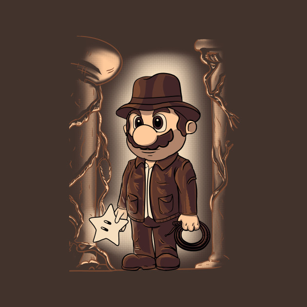 Plumbers Of The Lost Star T-Shirt thumbnail