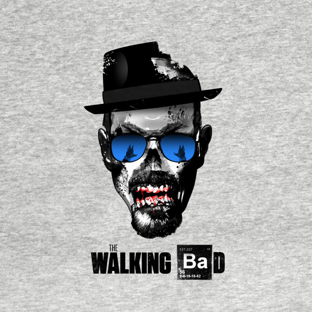 The Walking Bad T-Shirt thumbnail