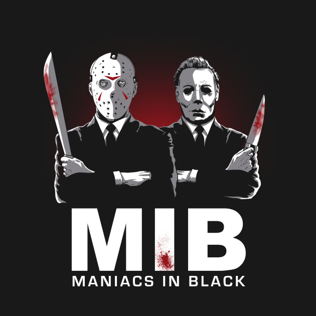 Maniacs In Black T-Shirt thumbnail